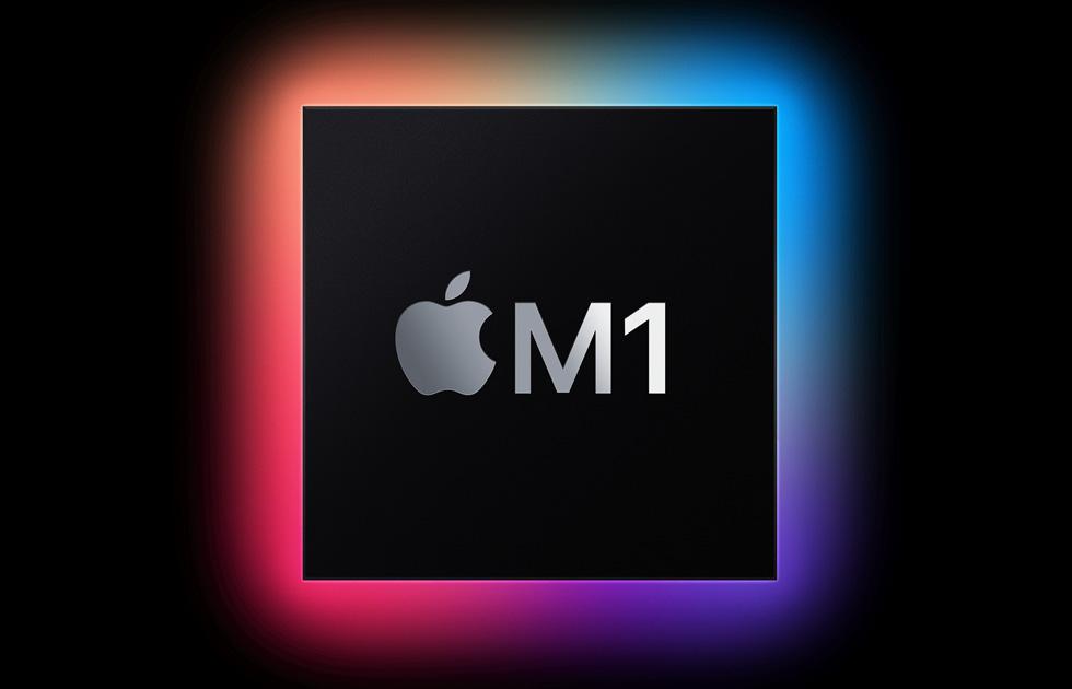 新的Macbook Pro with M1看起來真香